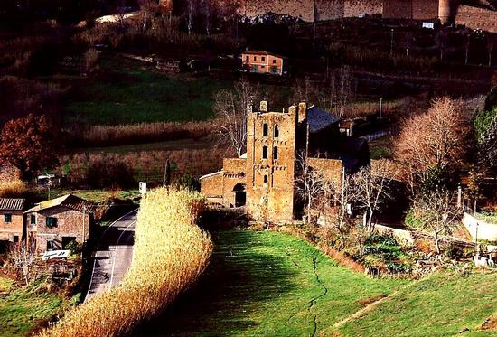 chiesa S.Maria Maggiore - Tuscania (2623 clic)