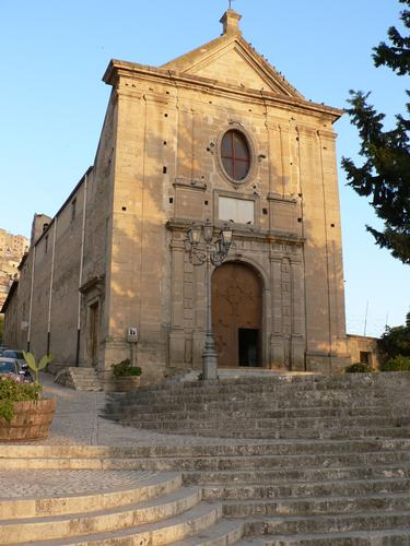 s.s. maria del carmelo chiesa della Madonna del sasso... - Leonforte (6185 clic)