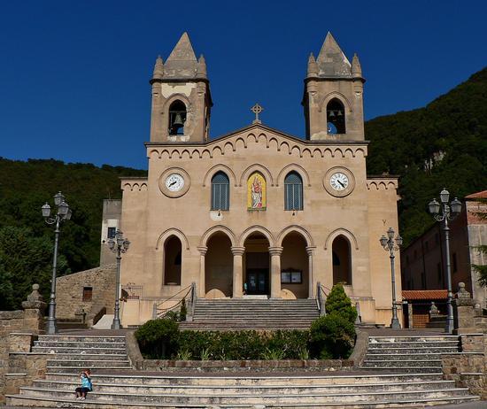 santuario di Gibilmanna (2300 clic)