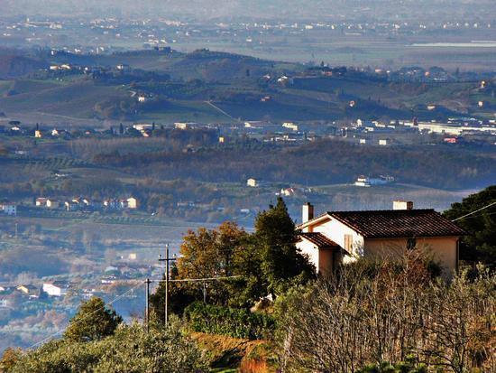 colline del Montalbano - San baronto (1502 clic)