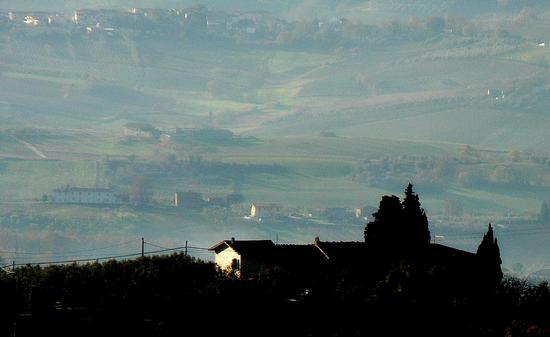 colline Montalbano - San baronto (1434 clic)