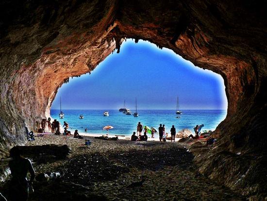 grotta cala luna (3057 clic)
