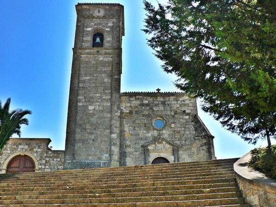 chiesa di S. Giusta - Cagliari (1691 clic)