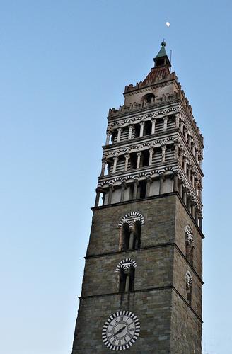 la mia torre campanara ... - Pistoia (2253 clic)