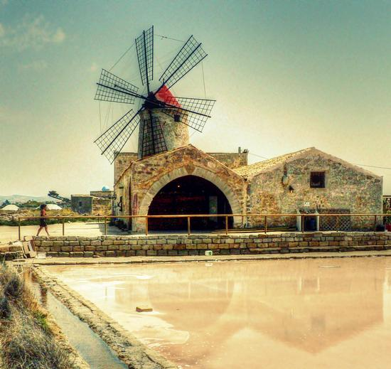 Trapani...Sicilia (5130 clic)