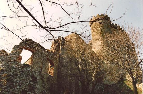castello malaspina a Fosdinovo (2320 clic)