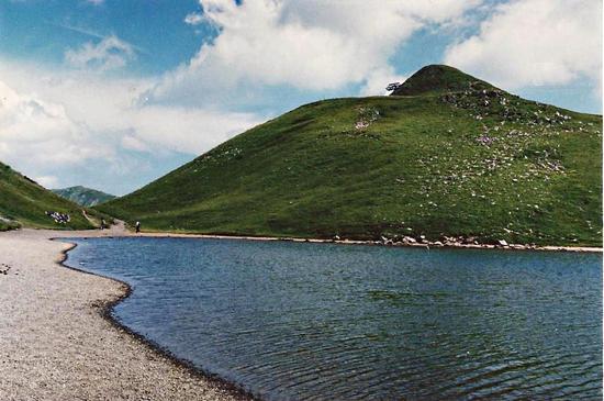 lago scaffaiolo  appennino tosco emiliano - Cutigliano (2825 clic)