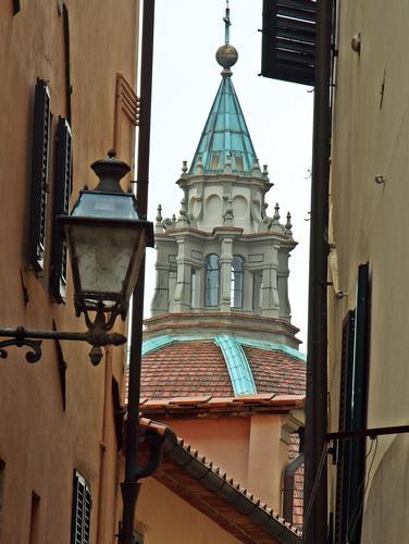 Pistoia città medievale (296 clic)