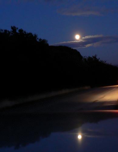 sera di luna piena (1982 clic)