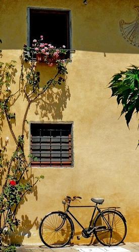 quanti ricordi avrai vecchia finestra... quanti tramonti...quanti racconti! - Montale (4218 clic)