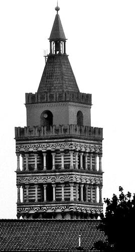 campanile Duomo di Pistoia (3205 clic)