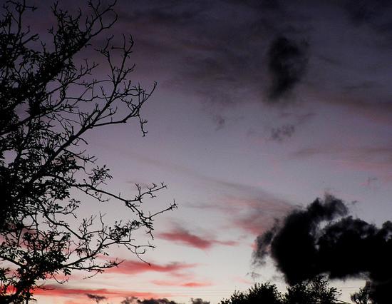 che sarebbe un cielo senza nuvole.... -  - inserita il 05-Nov-12