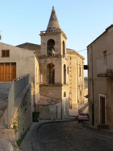 chiesa s.stefano - Leonforte (5134 clic)