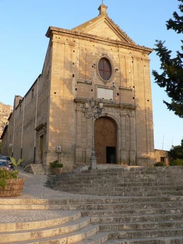 chiesa del 600 - Leonforte (5598 clic)