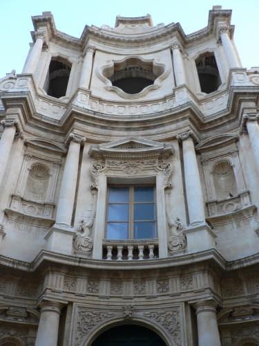chiesa della trinità - Noto (3382 clic)