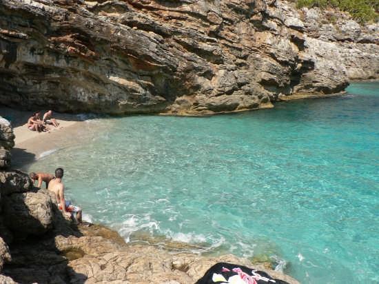 cala marinella riserva dello zingaro - Scopello (12695 clic)