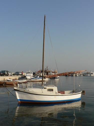 barchetta - Marzamemi (3659 clic)