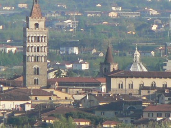 panorama di Pistoia (7625 clic)