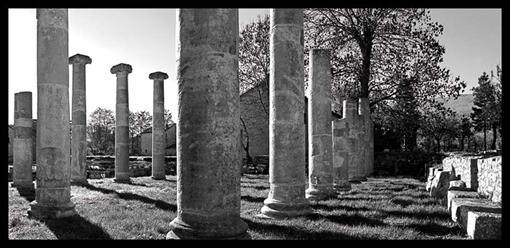 Parco Archeologico di Altilia - Sepino (6725 clic)