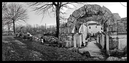 Parco Archeologico di Altilia - Sepino - ALTILIA - inserita il 06-Sep-07