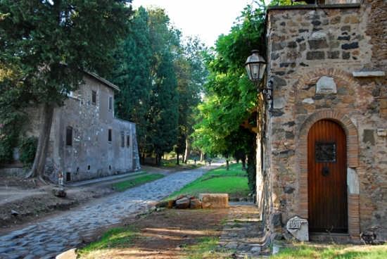 Appia Antica - Roma (3201 clic)