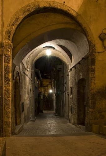Magia notturna - Scanno (2767 clic)