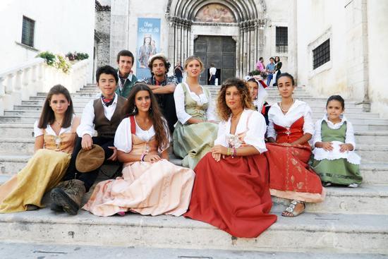Festa degli Antichi Mestieri - Pescocostanzo (1425 clic)
