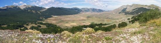 Piano delle cinque miglia - Roccaraso (10719 clic)