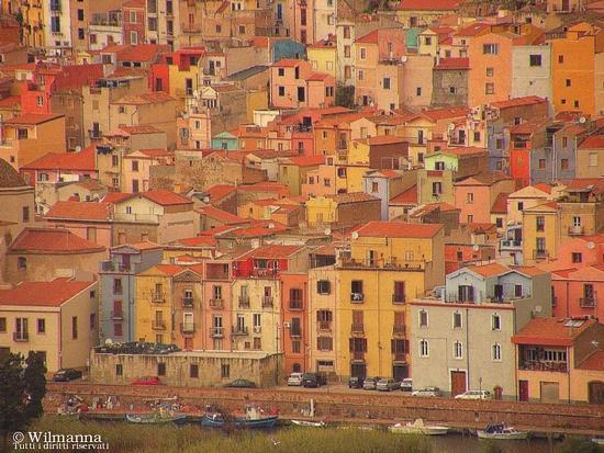 Sardegna, città di Bosa (2674 clic)