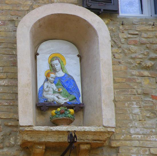 Cappelletta - San gimignano (2221 clic)