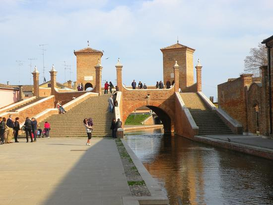 Ponte a Comacchio (1912 clic)