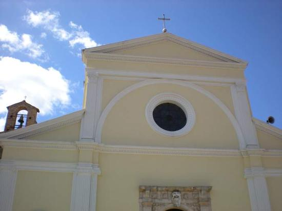 Chiesa del SS Crocifisso - Cosenza (2410 clic)
