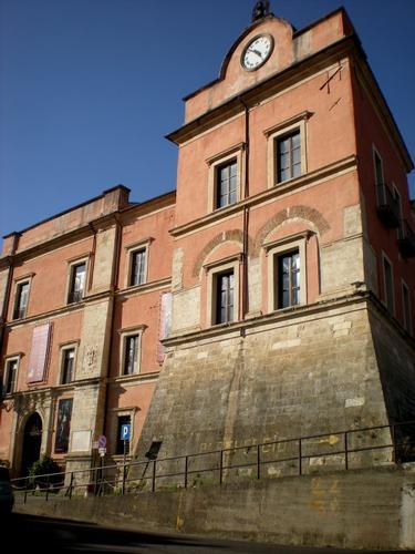 Cosenza - Galleria Nazionale di Palazzo Arnone (2829 clic)