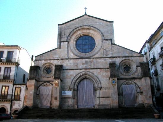 Il Duomo di Cosenza (7768 clic)