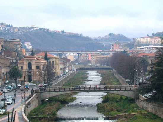 Cosenza - Fiume Busento (9263 clic)