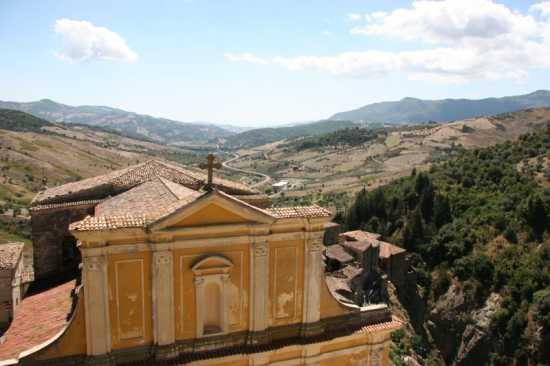 Cattedrale di Oriolo (2580 clic)