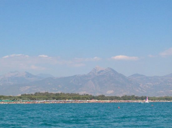 La spiaggia di Marina di Sibari (19631 clic)