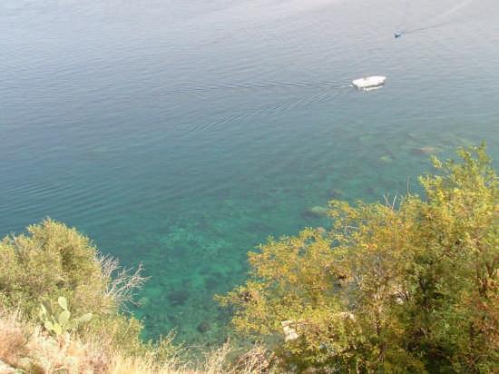 Scilla - Veduta del mare (4639 clic)