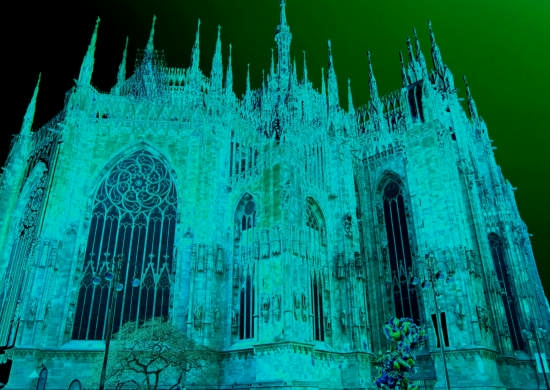 Duomo di Milano (1587 clic)