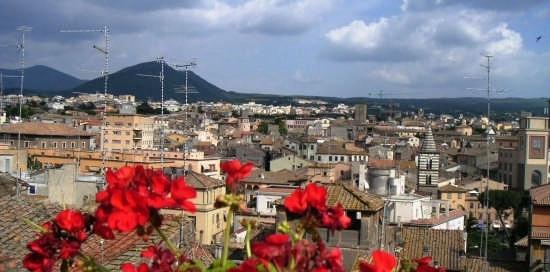 La terrazza di Antonia - Viterbo (3192 clic)