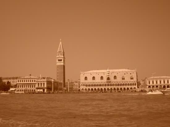 PIAZZA SAN MARCO - Venezia (1848 clic)