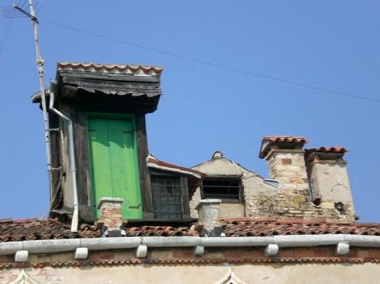 AD UN PASSO DAL CIELO - Venezia (1601 clic)