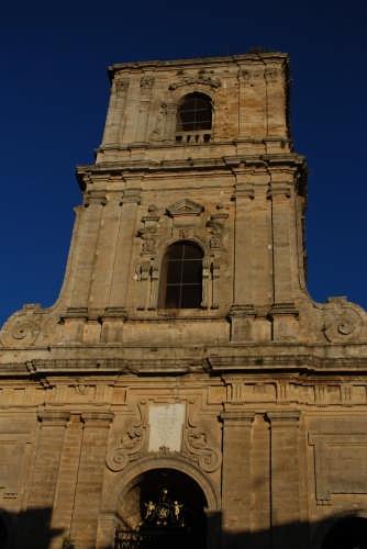 Il Duomo di Enna (3300 clic)