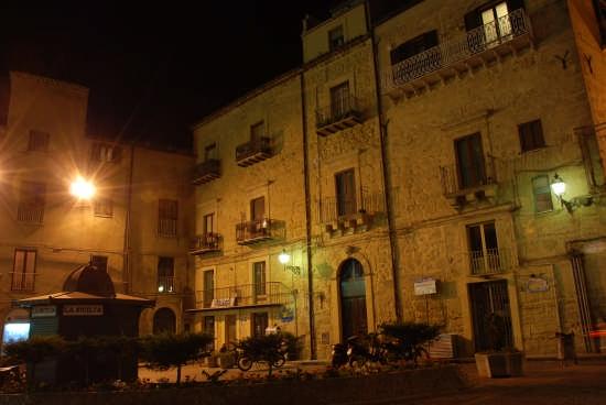 Piazza Scelfo | ENNA | Fotografia di Andrea Colaleo