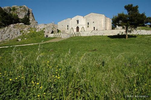 La Cattedrale - Caltabellotta (2213 clic)