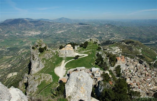 Panorama - Caltabellotta (3235 clic)