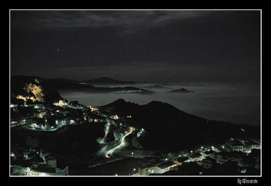 Notturno  - Caltabellotta (3235 clic)