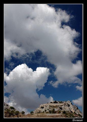 Dall'alto verso il basso - CALTABELLOTTA - inserita il 01-Oct-07