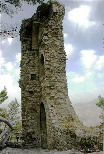 Il Castello Sibilla o Luna - Caltabellotta (2273 clic)