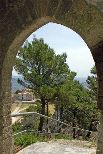 Il Castello Sibilla o Luna - Caltabellotta (2182 clic)